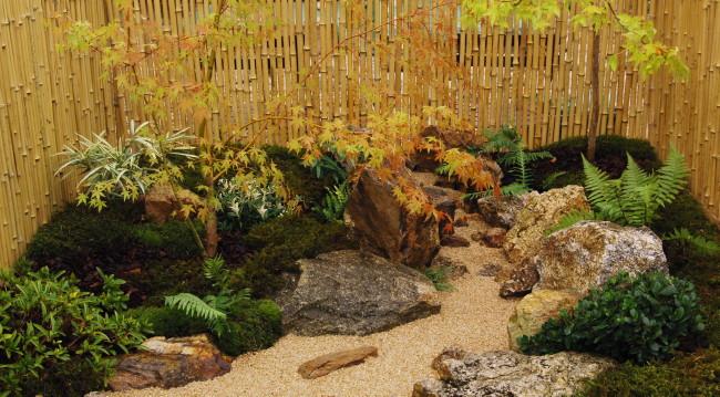 Jardins japonais - Frédérique Dumas