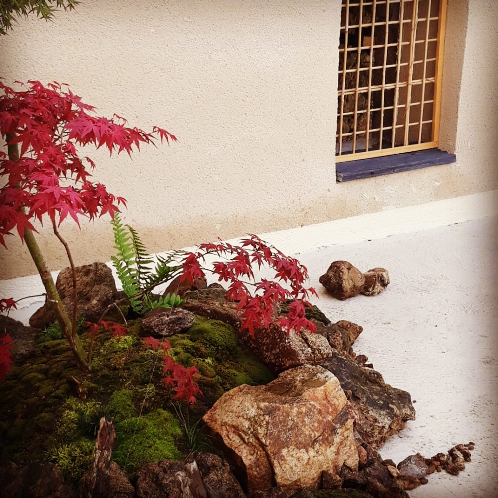 Jardins japonais thérapeutiques - Forêt-thérapie© - Niwathérapie© - Bains de forêt à la japonaise - shinrin yoku - Frederique Dumas www.frederique-dumas-landscape.com www.frederique-dumas.com