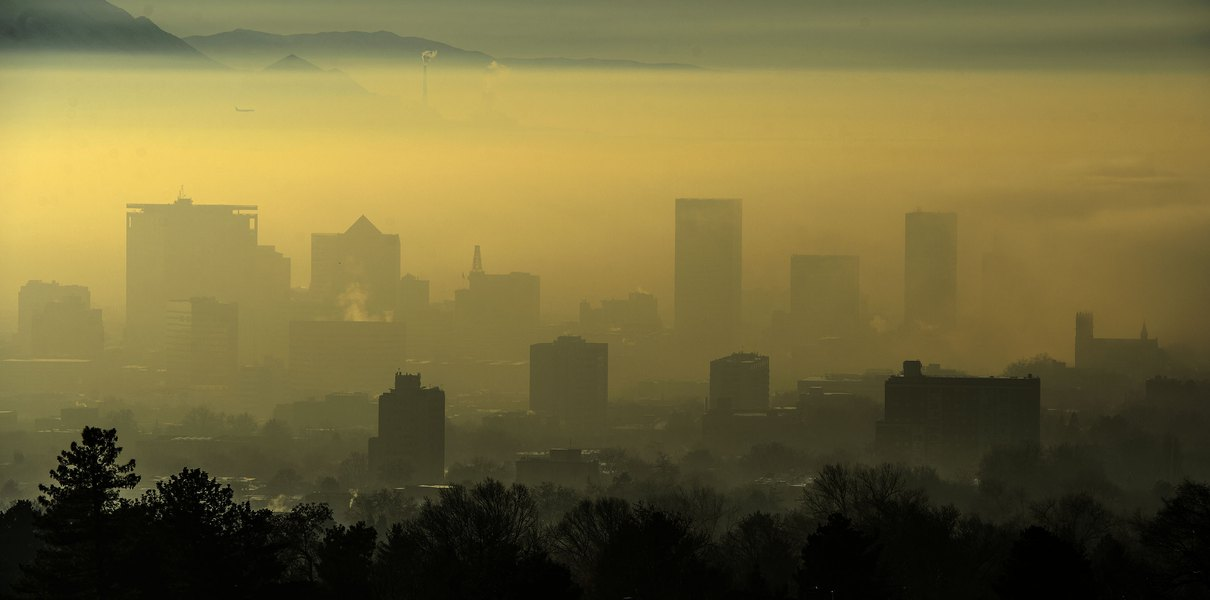 pollution des villes