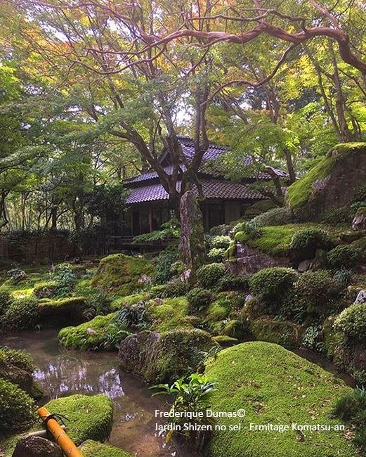 Jardins japonais thérapeutiques - Forêt-thérapie© - Niwathérapie© - Frederique Dumas www.frederique-dumas-landscape.com www.frederique-dumas.com